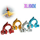 Cycle Bicycle Mountain HA Bike Road Cycling 31.8mm OU Seat Post Clamp Alloy