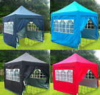 Quictent Silvox® 8x8' Pop Up Canopy Gazebo Party Tent Pyramid-roofed 8 Colors