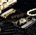 Luxury Mirror Bling Crystal Hard Back Case Cover For Apple iPhone&amp;Samsung Galaxy <br/> RRP&pound;19.99 | Free 1st Delivery | Handmade Diamond,Unique