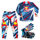 KINI 2014 Motocross Hose Jersey Handschuhe Red Bull Competition Pants 14 MX KTM