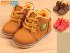 New baby boys girls winter boots shoes Toddler Warm martin boots non-slip sole