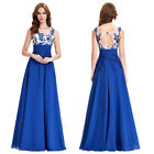 Long Prom Evening Party Formal Cocktail Gown Bridesmaid Wedding Dress PLUS SIZE