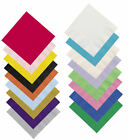AWESOME VALUE packs of 40, 80 or 120 Napkins in a choice of 18 STUNNING COLOURS