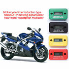 Multicolor Tach Vibration Hour Meter 4 Motorcycle ATV Snowmobile Boat Gas Engine