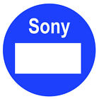 Sony / Mobile Phone / Gadget / Tech / iPad Accessory Stickers / Labels