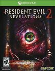 RESIDENT EVIL REVELATIONS 2 XBOX ONE VIDEO GAME BRAND NEW FACTORY SEALED