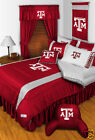 Texas A&M Aggies Comforter Bedskirt Sham Valance Twin Full Queen King Size