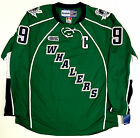 TYLER SEGUIN REEBOK PREMIER PLYMOUTH WHALERS OHL GREEN JERSEY NEW DALLAS STARS