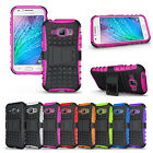 ABC New Fashion Hybrid Shockproof Stand Case Cover For Samsung Galaxy J1 Phone