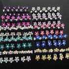 6/10/20Pcs Butterfly Braid Hair Claw Clips Clamp Grip Hair Jewelry Accessories