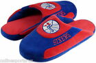 Philadelphia 76ers Low Pro Slippers Stripe Scuff