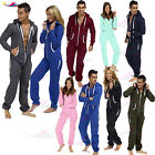 Mens Ladies Kids Unisex Onesie Pyjamas Plain New Warm Printed A Lot Sleepwear