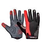Sanitc Outdoor  Cycling Motorcycle Full Finger Gloves Winter Thermal  Windproof