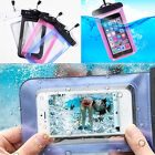 NOBBY WATERPROOF PHONE POUCH UNDERWATER DRY BAG CASE COVER FOR IPHONE 3 4 5 6