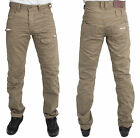 MENS JEANS ETO IN BEIGE COLOUR TAPERED LEG BARGAIN PRICE RRP £44.99