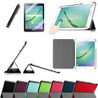 "For Samsung Galaxy Tab S2 9.7"" Tablet Flip Smart Cover Case Protector Stylus"