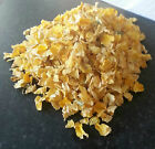 Biodegradeable Real Dried Rose Petals Yellow for Confetti Weddings Home Crafts
