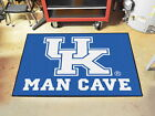 Kentucky Wildcats Man Cave Area Rug 4 Sizes Tailgate