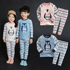 "Vaenait Baby Infant Toddler Kids Girls Boys Clothes Pyjama Set ""Adelie"" 12M-7T"