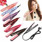 Ceramic Hair Dryer Curlers Blow Straightener Waver Flat Iron Styler Products New