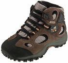 Boys Taupe/Grey  merrell walking boots style J80033