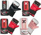 Maxx Gel Bag Mitts Boxing Gloves Grappling Punch Bag MMA UFC Muay Boxing Gloves