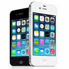 Apple iPhone 4S 16GB  Factory Unlocked Smartphone GSM Black or White