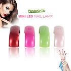 PopularGrow Mini 9W LED Nail Lamp CCFL Dryer Curing Machine for UV Gel Polish