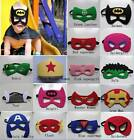 Boys & Girls Superhero Masks costumes Birthday Party Fancy dressing up