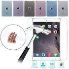 9H Tempered Glass Screen Protector + Slim TPU Gel Case Cover for ipad 2 3 4