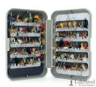 G Fly Box + Mixed Trout Fishing Flies Wet Dry Nymph Buzzers Size 8 10 12 14 16 <br/> Buy with confidence, over 3918 sold, Genuine UK Seller.