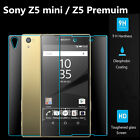 NEW FRONT & BACK TEMPERED GLASS SCREEN PROTECTOR GUARD FILM SKIN FOR SONY XPERIA
