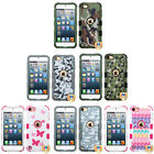 Cool Stylish Camo Designs Hybrid Protector Cover Apple iPod Touch (5th 6th Gen)