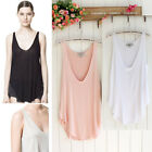 Sexy Women Girls V-neck Vest Tank Tops T-shirt Tops Blusas Blouse Plus Size Ropa