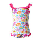 Girls Swimwear Beachwear Swim Costume Flower Baby Age 3-8Y Bathers Swimming Suit