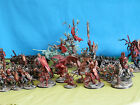 warhammer warrios of chaos army many units to choose from