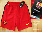 S M XL XXL BARCELONA NIKE AWAY 2014 DRI-FIT Football Shorts Soccer Calcio NEW