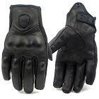 Touch Screen Motorcycle Leather Gloves Bicycle Riding Racing Protective Armor cheap