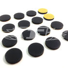 10mm SELF ADHESIVE RUBBER DISCS SLIP RESISTANT CHAIRS BEDS FURNITURE LAMINATE