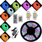 5M-100M 3528/5050 SMD/RGB 300 LED Strip Light Ribbon Tape Roll Waterproof IP65