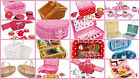 dolls PICNIC BASKETS pretend play cardboard rattan filled picnic hampers NEW