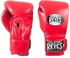 Cleto Reyes Hook and Loop Training Gloves (Red)