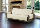 Quilted Microfiber Pet Dog Couch Sofa Furniture Protector Cover w/ Tuck фото