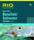 New Rio Fluoroflex Bonefish/Saltwater Leaders 10 foot