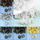 20g Approx 80-240Pcs Cone Flowers Normal Filigree Beads Caps Jewelry Findings