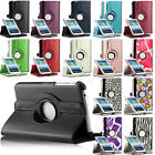 360 Rotating Leather Stand Case Cover for Samsung Galaxy Tab 3 7.0 P3200 Tablet