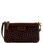 Dooney & Bourke Campbell Large Slim Wristlet