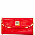 Dooney & Bourke Highland Continental Clutch