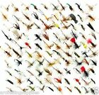 BARBLESS DRY Trout flies Trout Dry flies hook sizes 10, 12 & 14