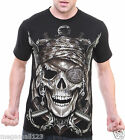 RC Survivor T-Shirt Sz M L XL 2XL 3XL Solar Transfers Tattoo Ghost Pirate Sl2
